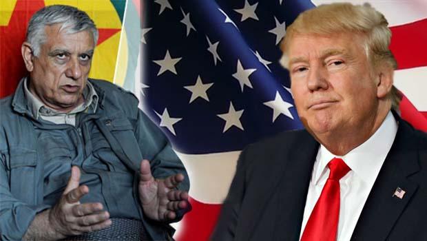 Cemil Bayık'ın Donald Trump'tan tek isteği var