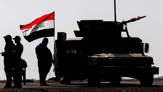 Irak ordusu Musul'un kuzeyinde 4 köyü kurtardı