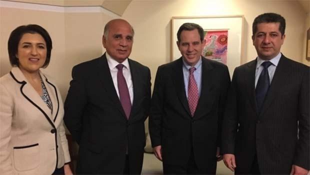 Kürdistan heyetinin Washington temasları devam ediyor