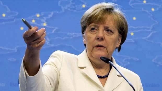 Merkel'den çağrı: Mümkün olan her yerde yasaklansın