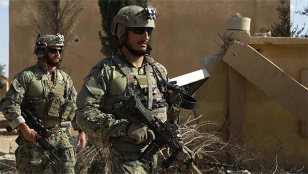 ABD'den Rakka'ya 200 asker daha