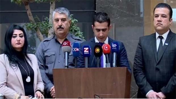 Kürdistan Şehit Aileleri Birliği: Goran, Sirwe Abdulvahid'i ihraç etsin
