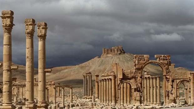 IŞİD'den Palmira hamlesi