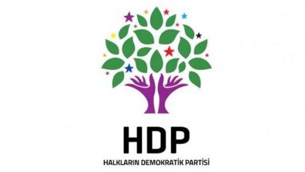 HDP'nin yeni grup başkan vekilleri belli oldu