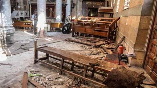 Kahire'deki kilise saldırısını IŞİD üstlendi