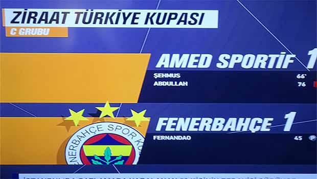 Amedspor'dan 'logo sansürü' yapan NTV'ye tepki