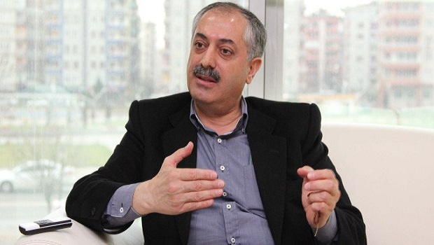HDP milletvekili Nimetullah Erdoğmuş gözaltına alındı