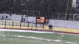 Çatalcaspor'dan 'Dersimspor'a sansür' açıklaması