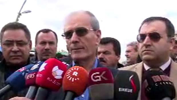 Kerkük Valisi: Kürdistan Bağdat'a güvenmemeli!