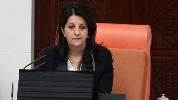 TBMM'nin HDP'li Başkanvekili gözaltına alındı