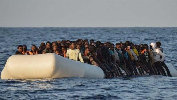 En ölümcül yıl oldu... BM: 5 bin göçmen 2016'da boğuldu!