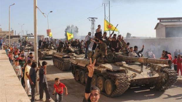 Suriye rejimi, Halep'te YPG'ye yılbaşına kadar mühlet verdi