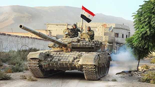 Halep'te Esad güçleri yeni bir operasyon başlattı
