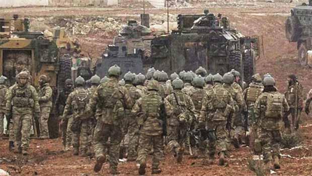 El Bab'da yeni gelişme: TSK 500 asker daha gönderdi