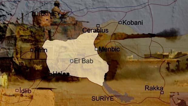 El Bab'ta amaç IŞİD mi? Kürtlerin birleşmesine engel olmak mı?