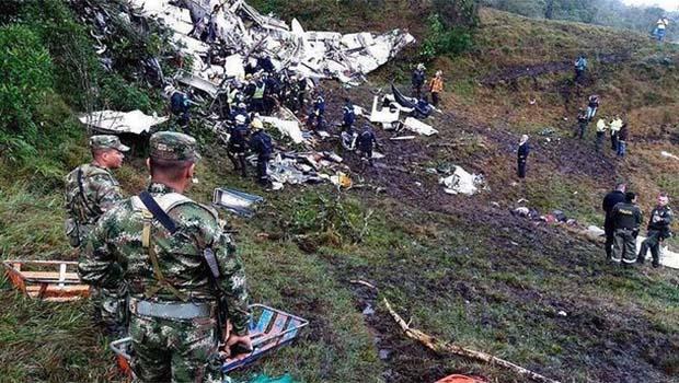 Chapecoense takımını taşıyan uçağın düşüş nedeni belli oldu!