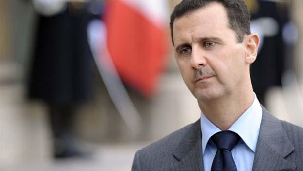 'Esad görevi devredecek'