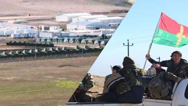 Türkiye Başika'dan, PKK'de Şengal'den çekiliyor