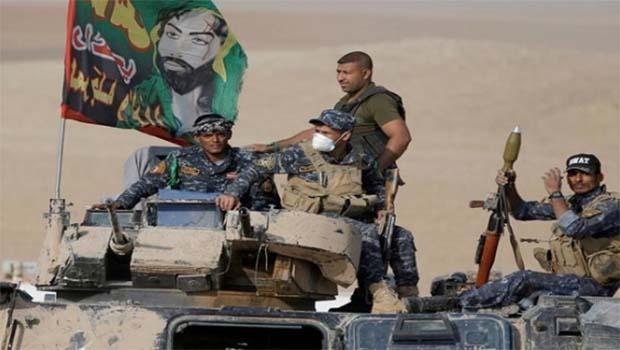 PYD bazı bölgeleri Haşdi Şabi için boşaltacak