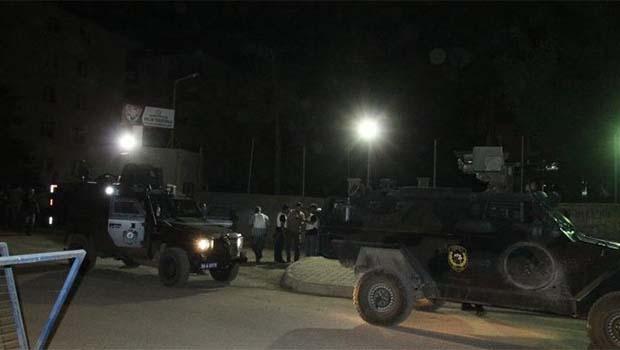 Diyarbakır İlçe Emniyet Müdürlüğü'ne Roketatarlı saldırı