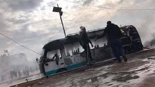 Bağdat'ta bombalı saldırı: 33 ölü