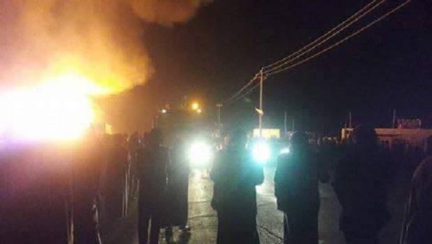 Samarra'da çifte saldırı: En az 7 polis hayatını kaybetti, çatışmalar sürüyor