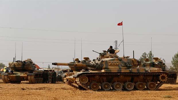 8 bin asker Rojava'ya girecek