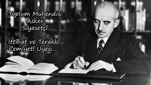 Ahmet Önal: Mustafa İsmet Înönü Paşa Kimdir?