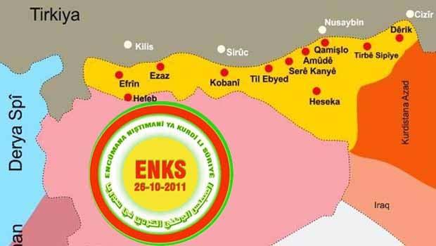ENKS'den Rojava için anayasa taslağı