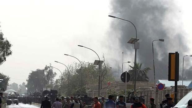 Bağdat'ta ikinci bombalı saldırı