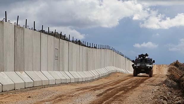 Suriye'den sonra 2 ülke sınırlarına da duvar örülecek