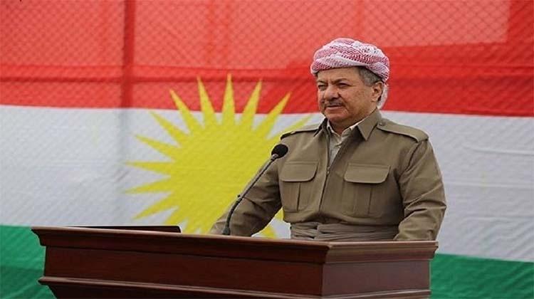 Başkan Barzani: Kimse Kürtleri suçlayamaz!