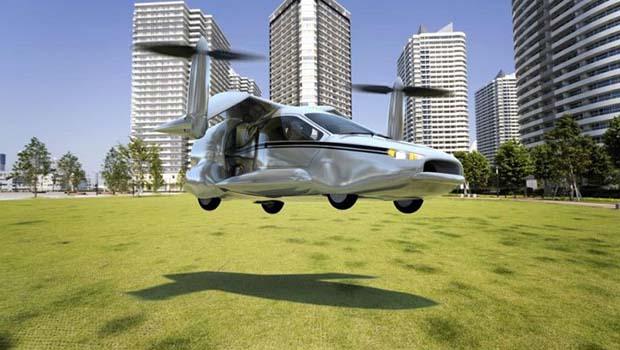 'Uçan otomobil' 2020'de satışa sunuluyor