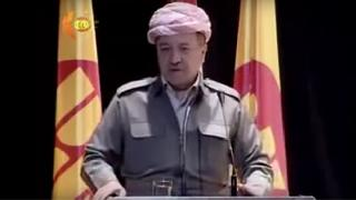 Başkan Mesud Barzani\'nin Rojava sitemi