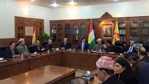 PDK, Barzani başkanlığında son gelişmeleri değerlendirecek