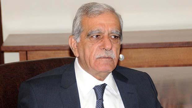 Ahmet Türk başka bir cezaevine nakledildi