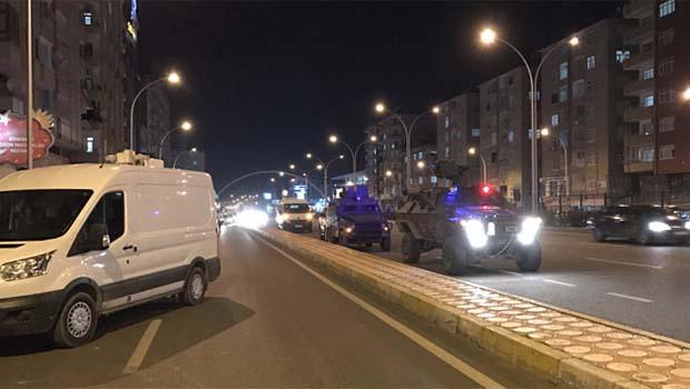 Diyarbakır'da EYP'li saldırı: Yaralılar var