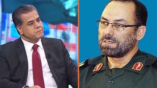 Erbil'den İran'lı komutana yanıt