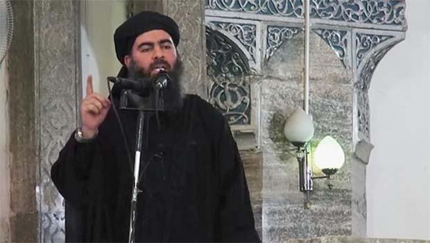 Bağdadi, El Bablı bir kadınla evlendi iddiası