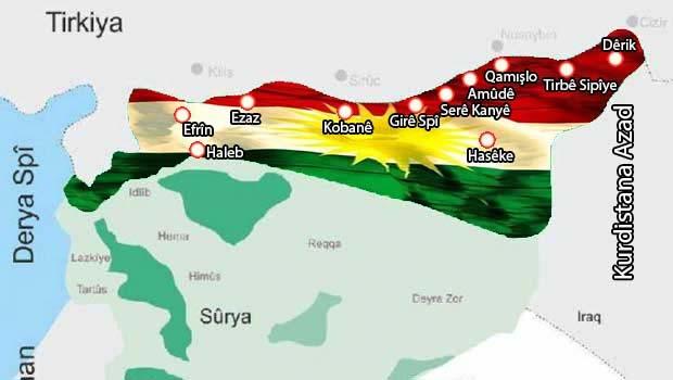 Kürt siyasetçi: Suriye yönetimi ile görüştük, federasyon talep ettik