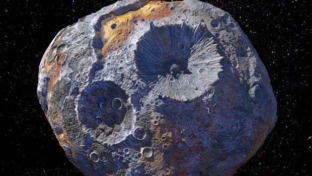NASA uzayda hazine buldu: Değeri bütün dünyadaki paradan fazla