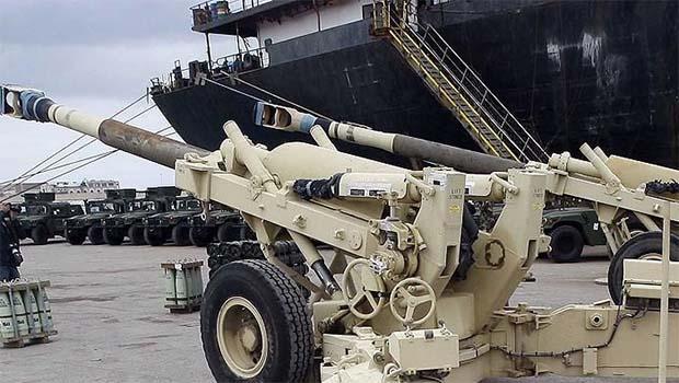 ABD'den Ortadoğu'ya yeni silah