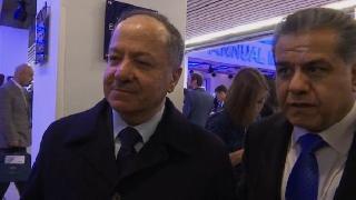 Başkan Barzani\'nin Davos temasları sürüyor