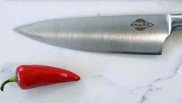 NASA kendini bileyen bıçak üretti