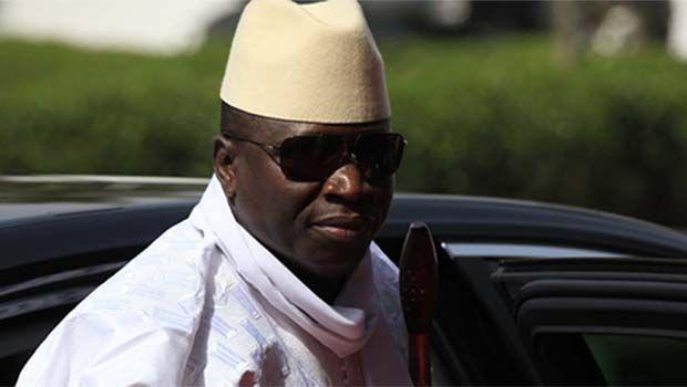 Gambiya'da Jammeh görevi bırakmayı kabul etti