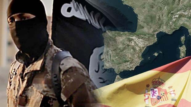 İspanya'yı alarma geçiren IŞİD mesajı