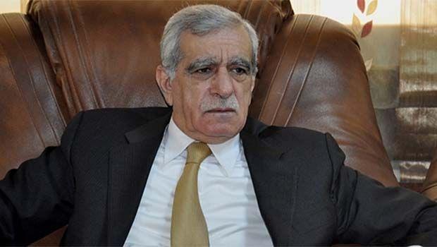 Ahmet Türk hastaneye götürüldü