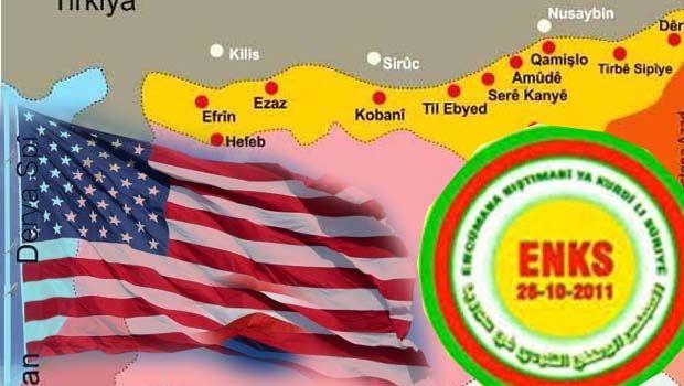 ABD Yönetiminden ENKS'ye resmi davet