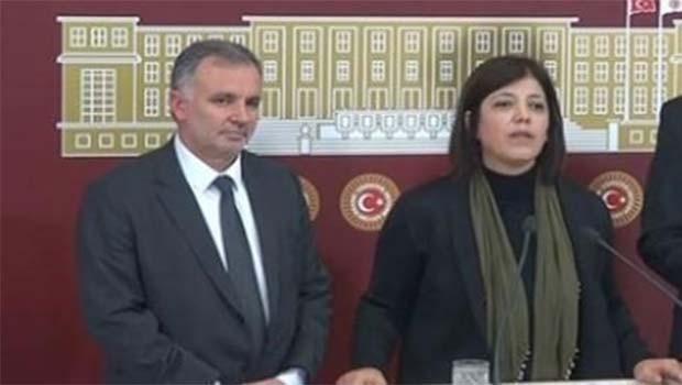HDP'li 2 vekil için tutuklamaya dönük yakalama kararı