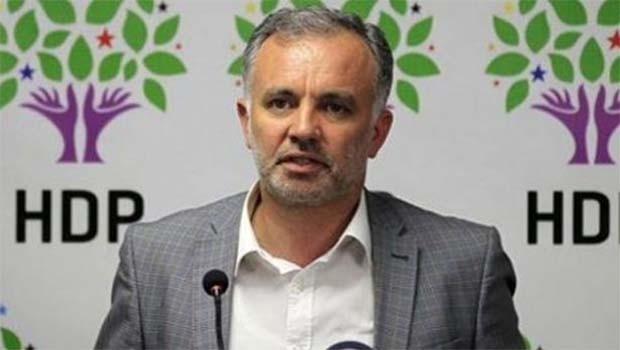 HDP'li vekil Ayhan Bilgen tutuklandı